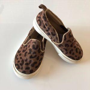 Gap Toddler Leopard Print Shoes